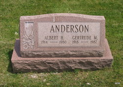 Gertrude M. Anderson