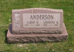 Gertrude M. Anderson