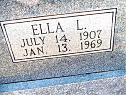Ella Louise <i>Hodie</i> Mussyal