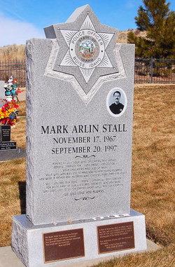 Mark Arlin Stall