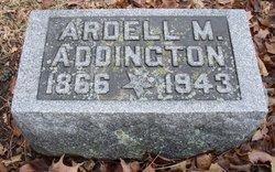 Ardell M Addington