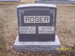 Hettie <i>Howell</i> Roser