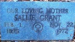 Sarah Magdaline Sallie <i>Freeman</i> Grant