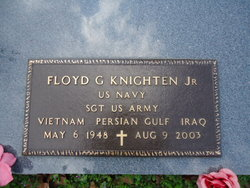Sgt Floyd George Knighten, Jr