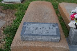 Gerard Minvielle