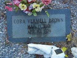 Cora Vermell <i>Kelley</i> Brown