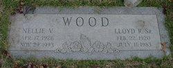 Lloyd Rachel Wood, Sr