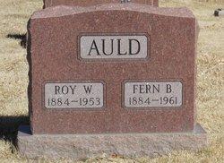 Fern Evelyn <i>Browning</i> Auld