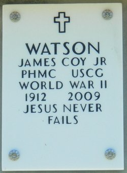 Coy Watson, Jr
