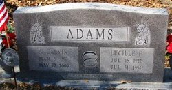 A Calvin Adams