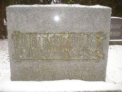 Mary Ellen <i>Doty</i> Barkhurst