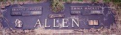 Emma Madeline <i>Mackey</i> Allen