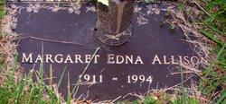 Margaret Edna Allison