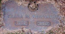 Clara M. <i>Hardin</i> Abernathy