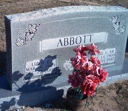 Lizzie <i>Bolin</i> Abbott