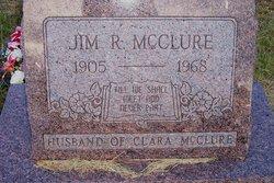 James Robert Jim McClure