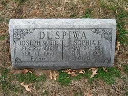 Joseph W Duspiwa, Jr