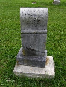 William Franklin Bailey