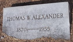 Thomas Whitington Alexander