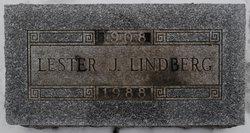 Lester John Lindberg