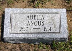 Adelia L. <i>Faler</i> Angus