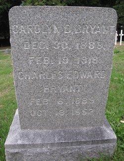 Carolyn Viola Carrie <i>Duryea</i> Bryant