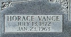Horace Vance Case
