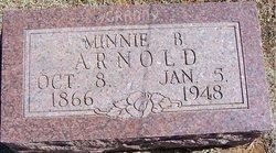 Minnie B <i>Clendenin</i> Arnold