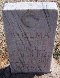 Thelma Jean Arnold