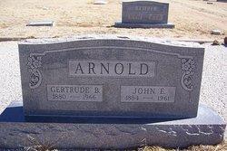 Gertrude <i>Braidfoot</i> Arnold