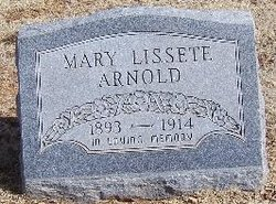 Mary Lissette Arnold