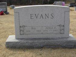 Ira Evans