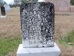 Doris Evelyn Butler