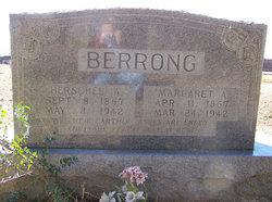 Margaret <i>Arendall</i> Berrong