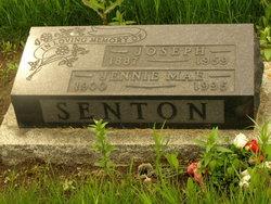 Jennie May Jennie Mae <i>Simpson</i> Senton