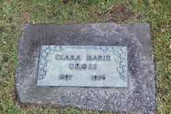 Clara Marie <i>Rosenberg</i> Gross