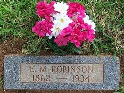 Enoch Marion Robinson