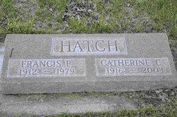 Francis P Hatch