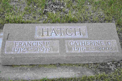 Catherine C Hatch