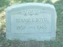 Tennie Eliza <i>Giles</i> Boyd