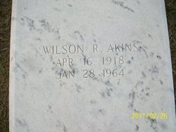 Wilson R. Akins