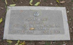 Henry Ruf