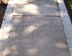 Johann Peter Rohr