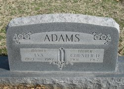 Eva <i>Peace</i> Adams