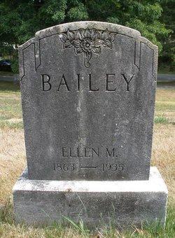 Ellen M. <i>Miller</i> Bailey