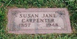 Susan Jane <i>Tefft</i> Carpenter