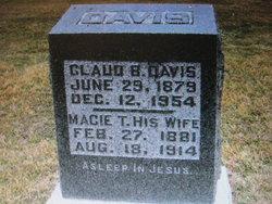 Macie T. <i>Farrell</i> Davis