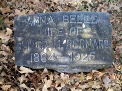 Anna Belle <i>Daugherty</i> Bernard