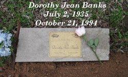 Dorothy Jean <i>Spells</i> Banks