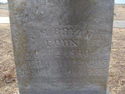 John Miles Bryan